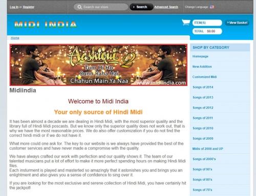 Midi India